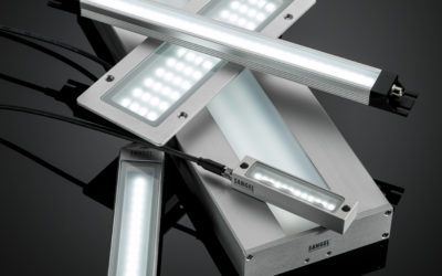 New LED Luminaires from Sangel