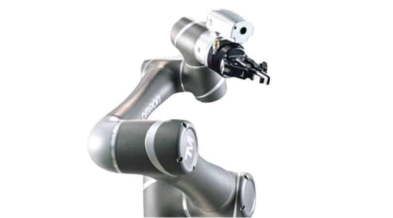 Omron Cobots Launch
