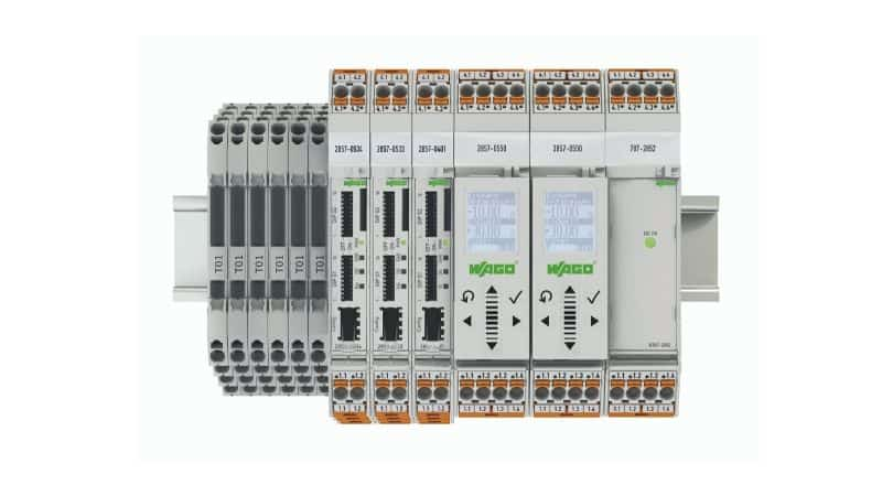 ATC Introduce The WAGO JUMPFLEX Range Of Signal Conditioners