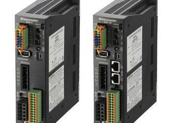 Oriental Motor have launched an ethernet/IP compatible drive