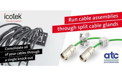 ATC offers alternatives to conventional cable glands